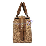 Daphne Luxury Vegan Handmade Natural Cork Handbag Handbags