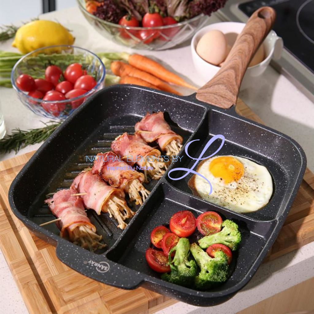 Elements Triad Titanium Non-Stick Frying Pan Cookware