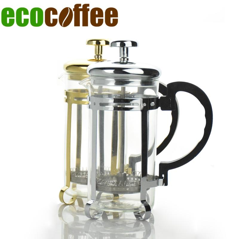 Grinder - Eco-friendly Eco Coffee French Press