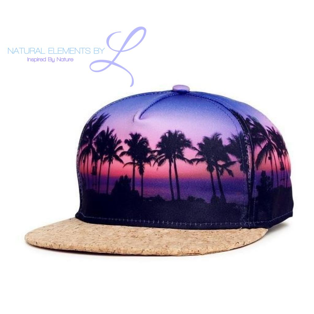 Hi Quality Natural Elements Cork Snapback Hats 4 Colors Summer Autumn Baseball Caps For Men & Women 01