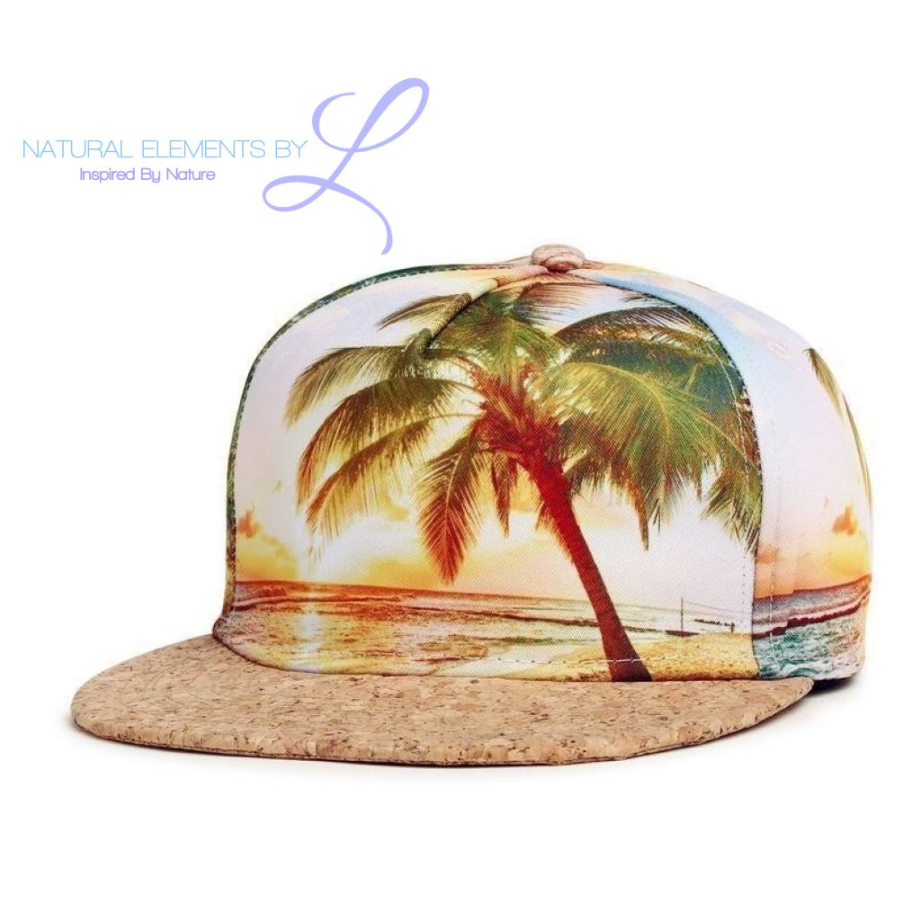 Hi Quality Natural Elements Cork Snapback Hats 4 Colors Summer Autumn Baseball Caps For Men & Women
