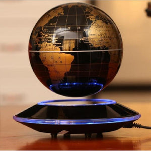 Maglev Speaker Magnetic Suspend Bluetooth Portable Speakers Globe Touch