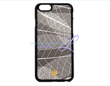 Mmore Organika Natural Skeleton Leaves Phone Case Case