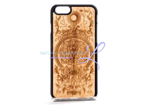 Mmore Wood Tree Of Life Phone Case Iphone 5/5S/se / Black Smartphone