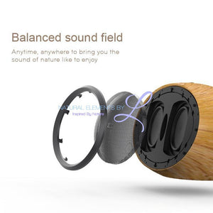 Rb-H7 Wooden Column Bluetooth Speaker W/bluetooth