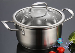 Natural Elements Stew Pot