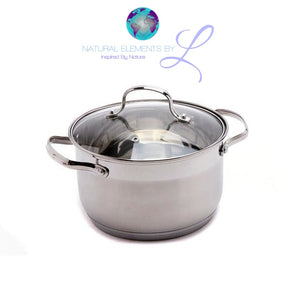 Natural Elements Casserole Stock Pot