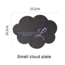 Natural Slate Serving & Baking Tray Small Cloud