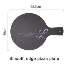 Natural Slate Serving & Baking Tray Smooth Edge