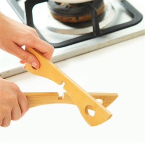 Pot Holder - Bamboo Heat Resistant Kitchen Mat