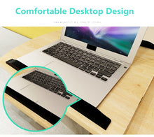Lifting Mobile Computer Desk Bedside Sofa Bed Notebook Desktop Stand Table