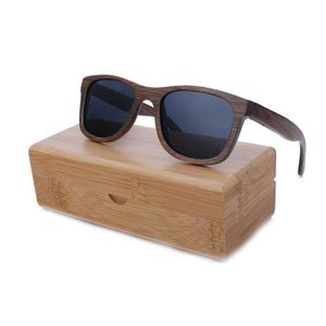 Sunglasses - BerWer Sunglasses Bamboo Wood