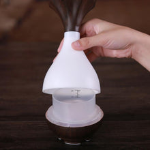 USB Air Humidifier Ultrasonic Aromatherapy Essential Oil Diffuser