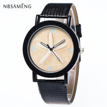 Women Leather Minimalist Watches