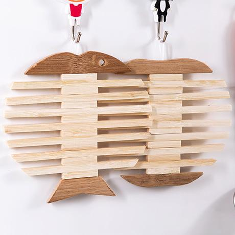Wooden Dining Table Place Mats