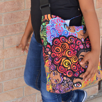 Kera's Adjustable Strap Totes