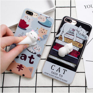 Coque anti-stress pour iphone