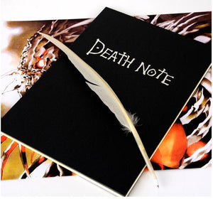 Bloc note scolaire Death Note