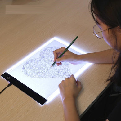 Tablettes LED graphique