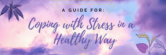 coping with stress in a healthy way