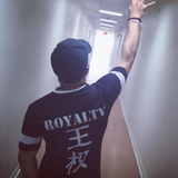Midnight Royalty Luxury Shirt - Just JKing