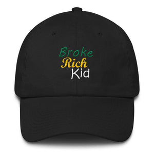 Broke Rich Kid Cap - Just JKing