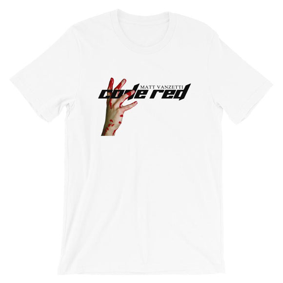Code Red Unisex T-Shirt #1 - Just JKing