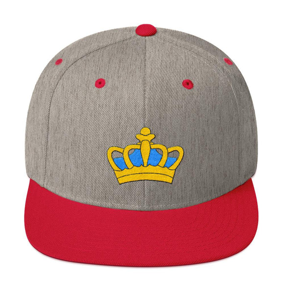 Crown Snapback - Just JKing