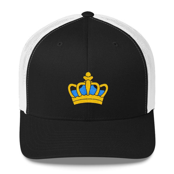 JKing Crown Trucker Cap - Just JKing