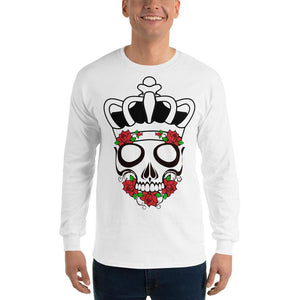 JKing Skull Long Sleeve T-Shirt - Just JKing