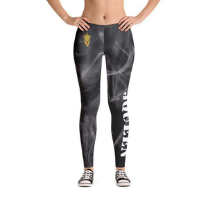 JQueen Smokey Leggings - Just JKing