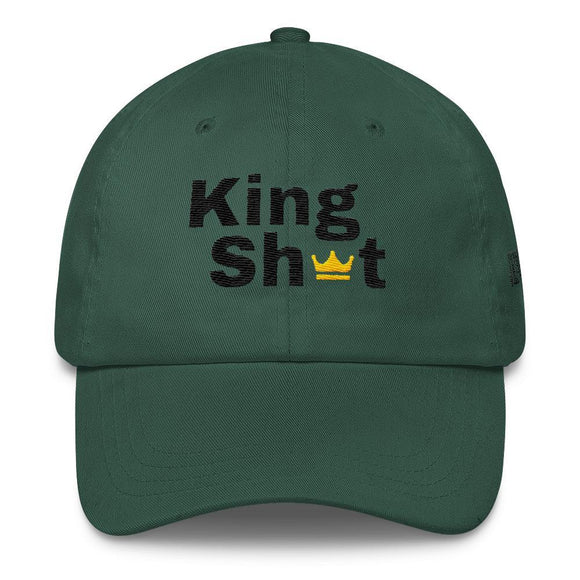 King Sh*t Dad Cap - Just JKing