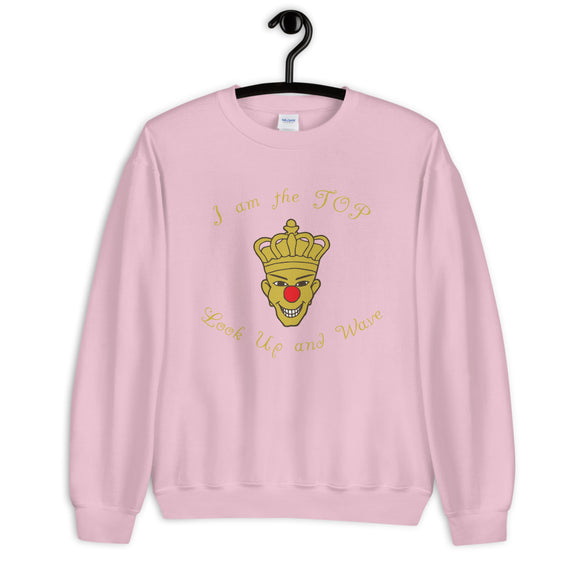 Top JKing Sweatshirt - Just JKing