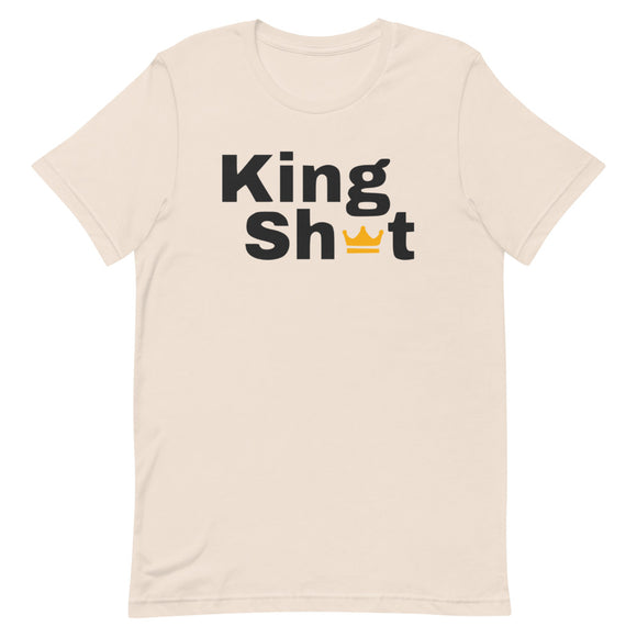 King Sh*t T-Shirt - Just JKing