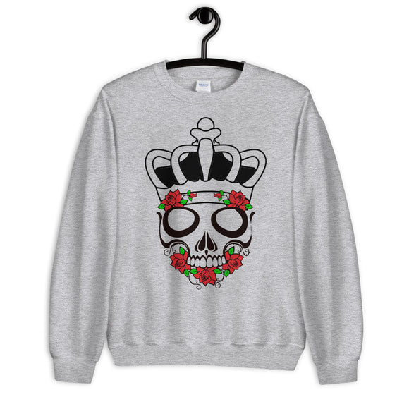 JKing Skull Sweatshirt - Just JKing