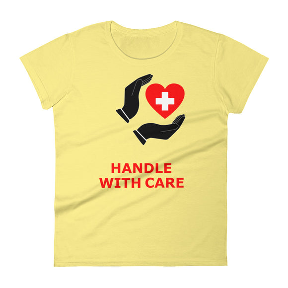 Fragile Heart Women's T-Shirt - Just JKing