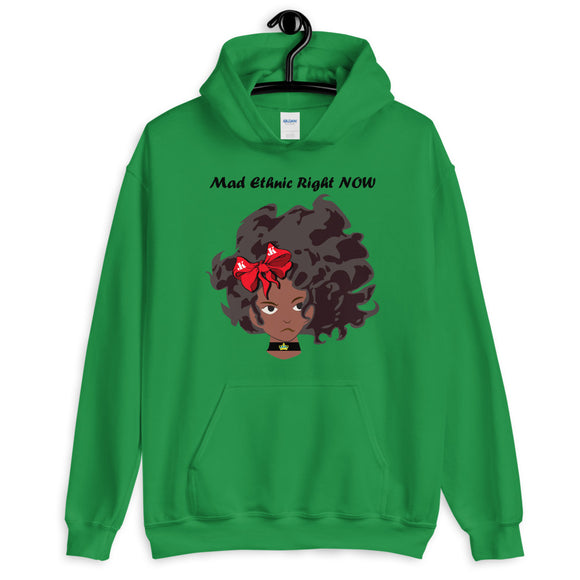 Mad Ethnic Hoodie - Just JKing