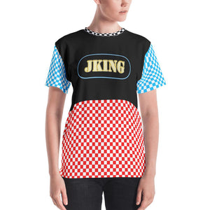 Mrs. Checkmate Luxury Shirt - Just JKing