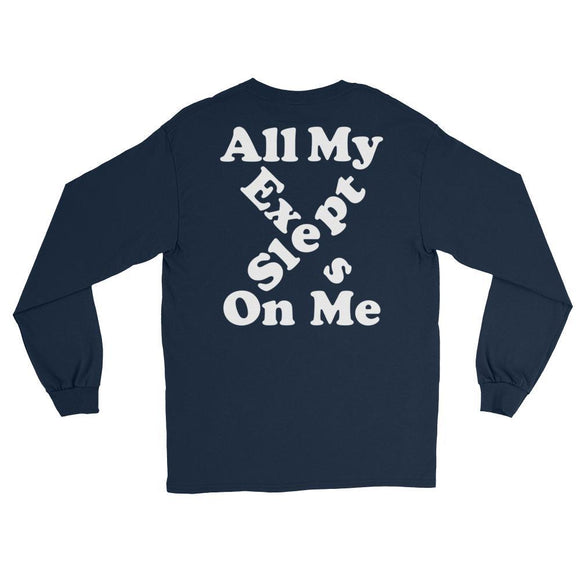 #MrXylophone Long Sleeve T-Shirt - Just JKing