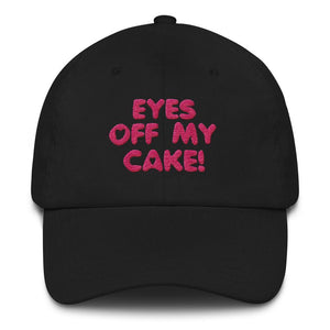 My Cake Dad Cap - Just JKing