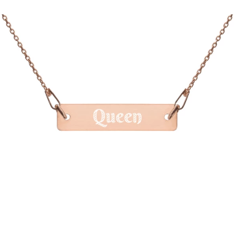 Engraved Personalized Chain Necklace - Just JKing