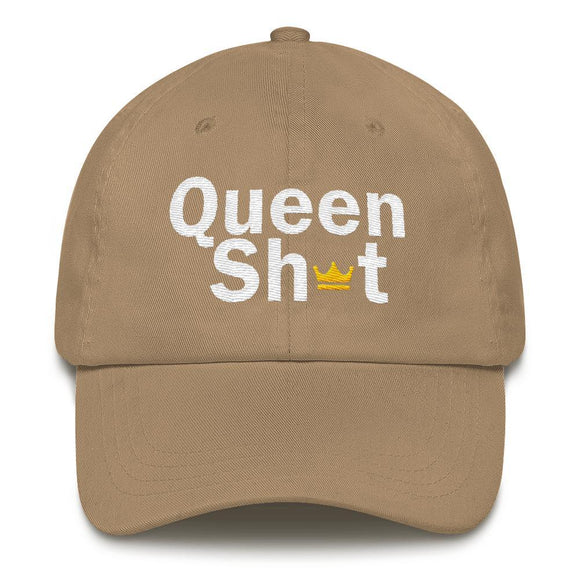 Queen Sh*t Dad Cap - Just JKing