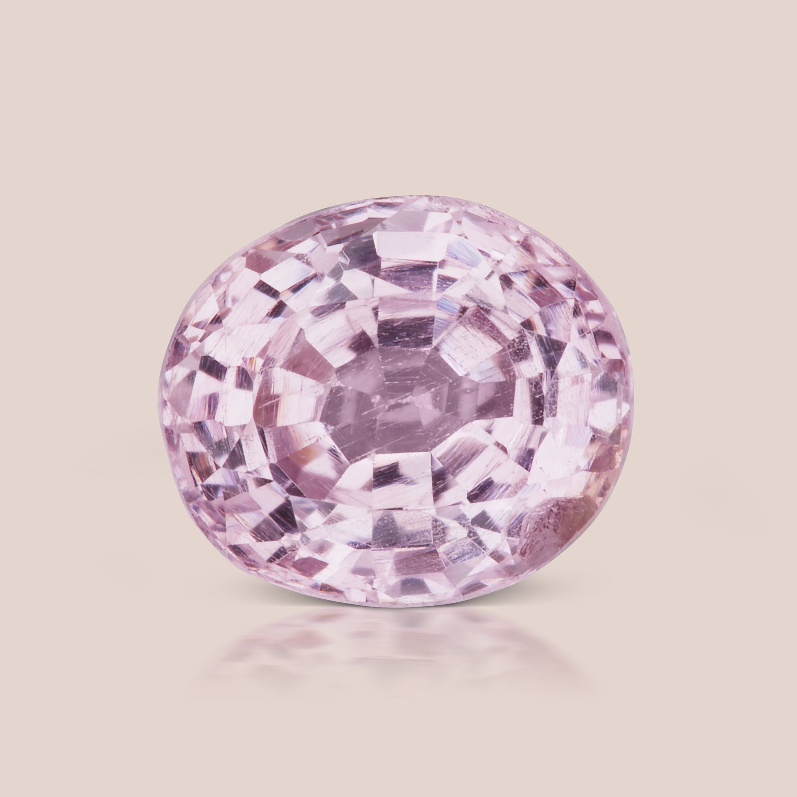 Rare Natural Pink Burmese Spinel