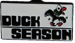 Duck Season Lapel Pin