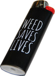 Weed Saves Lives Lighter