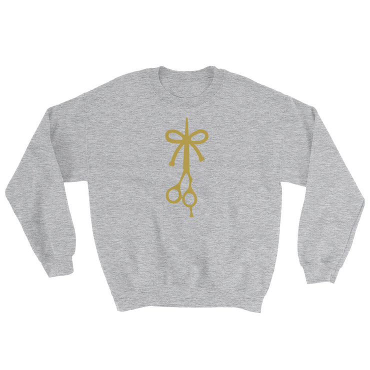 Gold Bound Shears Sweatshirt