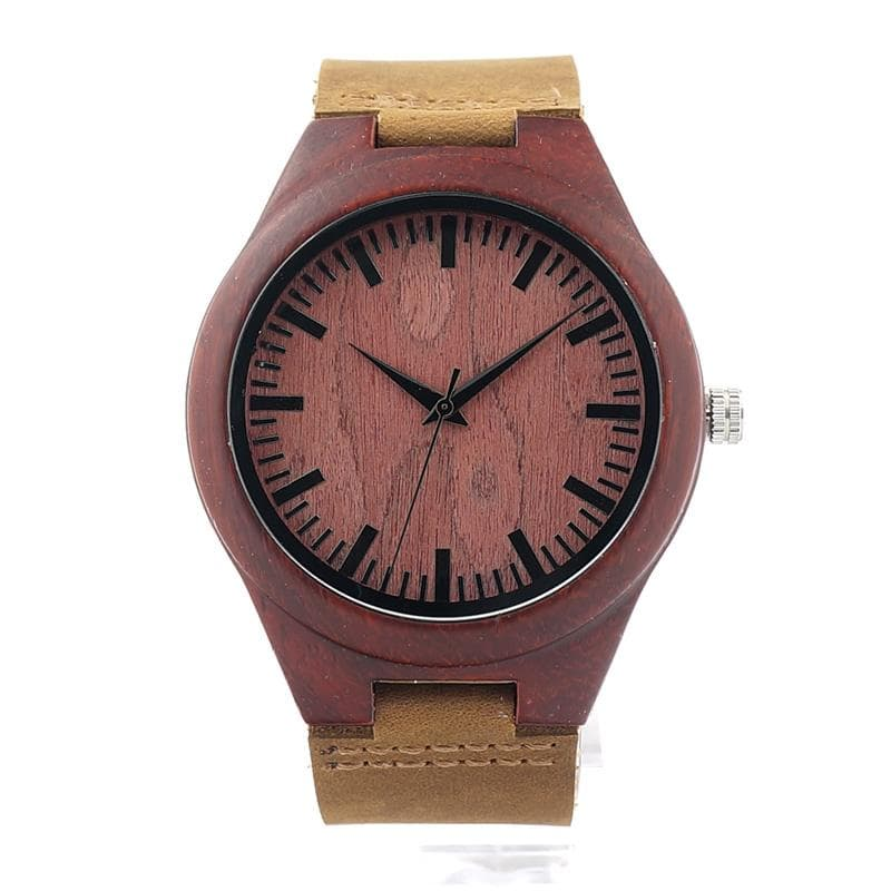 Red Bamboo Watch