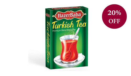 Turkish Black Tea 150G