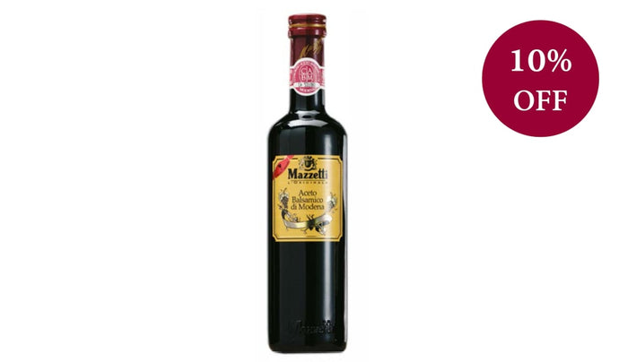 Balsamic Vinegar Of Modena - Liberty One Leaf 500Ml
