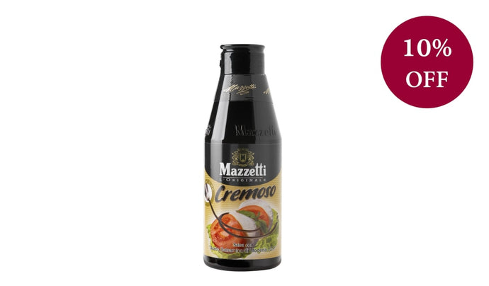 Balsamic Glaze - 70% Of Modena 215Ml Vinegar